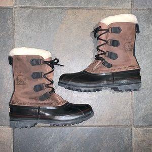 Sorel Kaufman Bighorn Waterproof Winter Boots